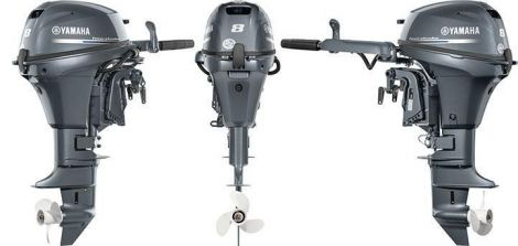 Yamaha F8 Pinne
